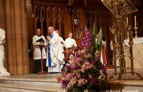 3 maja St Mary's Cathedral Sydney